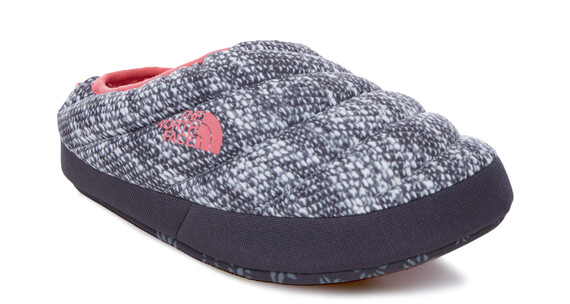 The North Face NSE Tent Mule III Shoes Women Knotty Knit Print/Calypso Coral